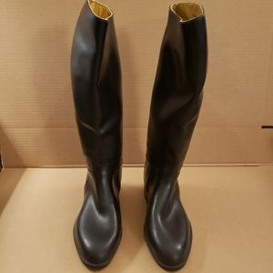 Aigle Coupe Saumur Cree Pour Aigle Tall Boots
